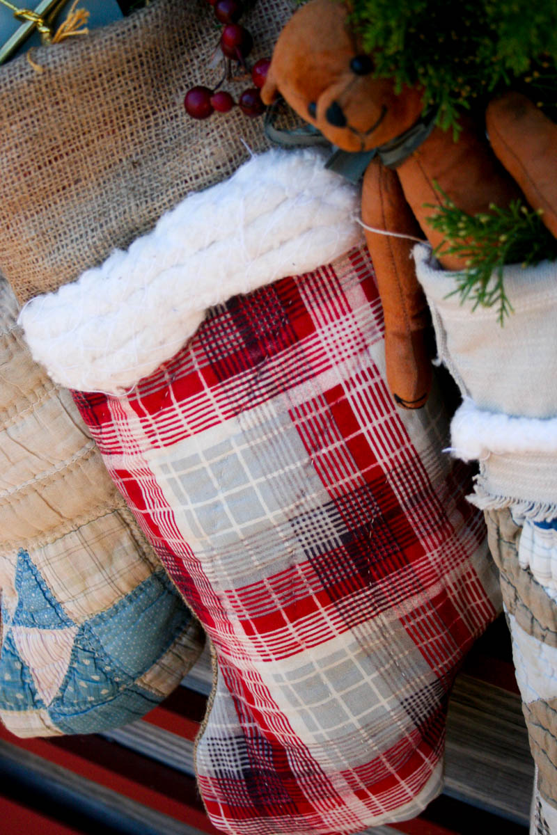Quilt Stockings