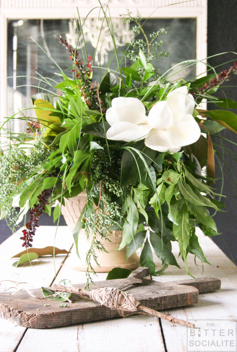 Summer Flower Arranging