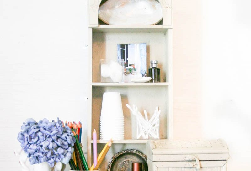 Reviving an Outdated Shelf