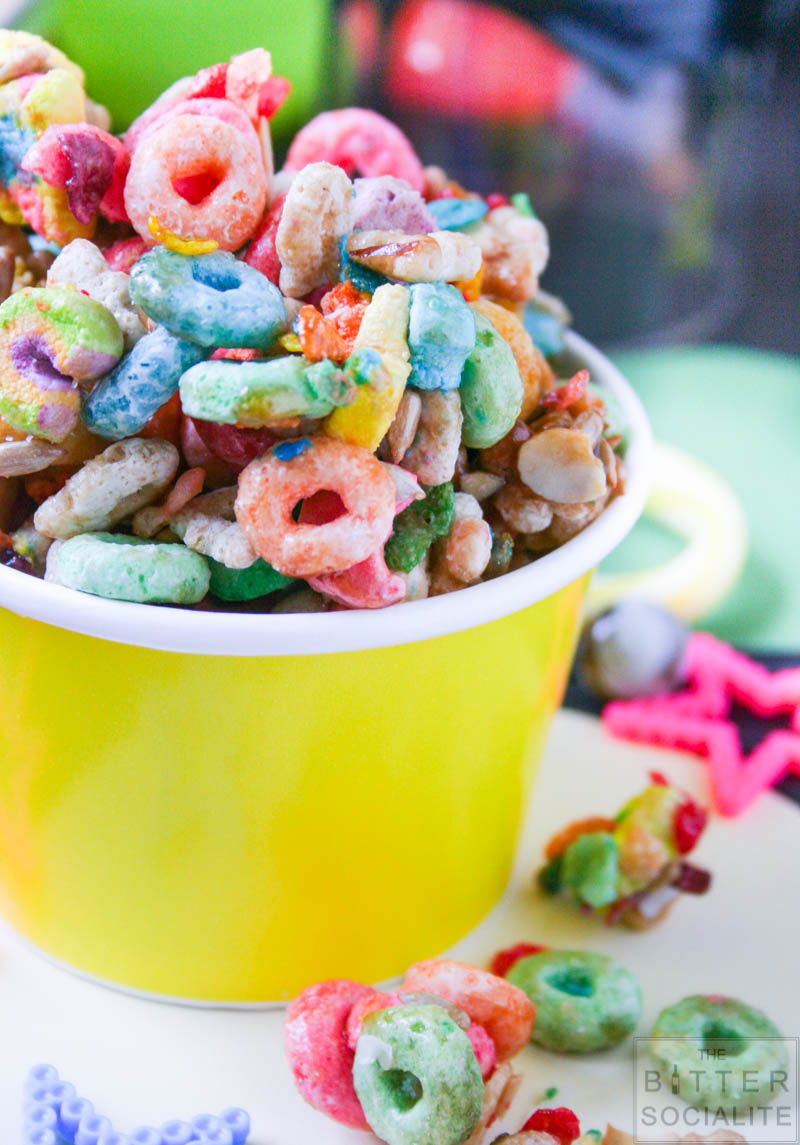 Galaxy Snack Mix