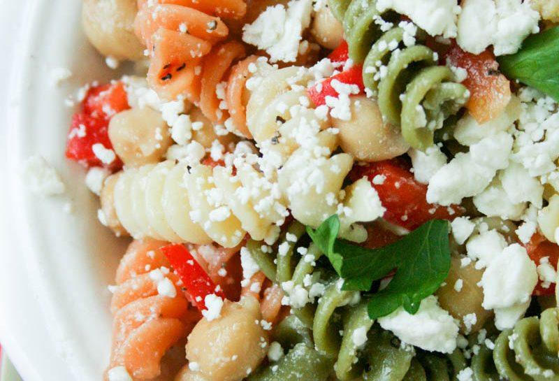 Celebration Pasta Salad – The Bitter Socialite